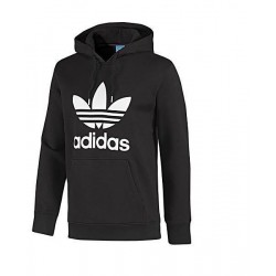 adidas Originals Trefoil Hooded X41186 bluza polarowa męska