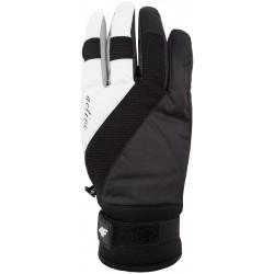 4F damskie rękawiczki H4Z17 RED005