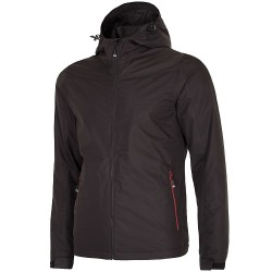4F H4L18 KUM002 kurtka męska czarna