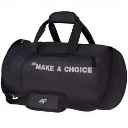 4F H4L18 TPU006 torba sportowa czarna