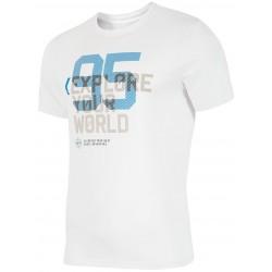 4F H4L18 TSM005 koszulka męska t-shirt