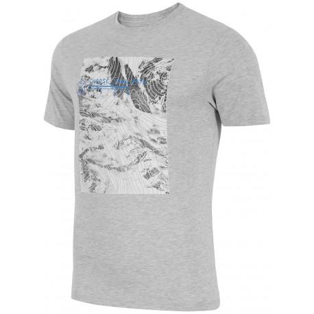 4F H4L18 TSM009 koszulka męska t-shirt
