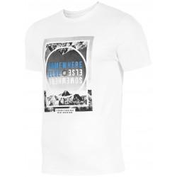 4F H4L18 TSM011 koszulka męska t-shirt