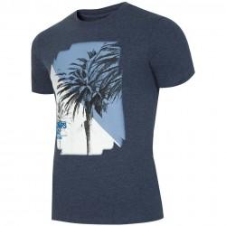 4F H4L18 TSM018 koszulka męska t-shirt