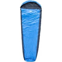 Śpiwór turystyczny Trespass Doze 3 sezony niebieski