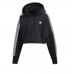 Bluza damska Adidas Cropped Hood ED7554