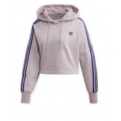 Bluza damska Adidas Cropped Hood ED7556