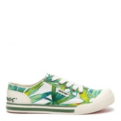 Rocket Dog Jazzin Palma Pumps Green tenisówki