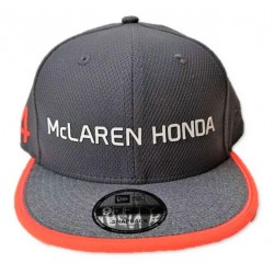 Czapka z daszkiem New Era Mclaren Honda Alonso 9fifty