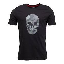 Koszulka męska Fluid Skull