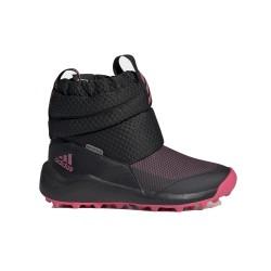 Śniegowce dziecięce adidas RapidaSnow EE6172