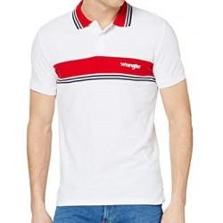 Wrangler T-Shirt koszulka polo męska