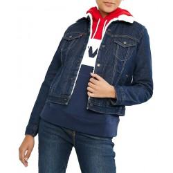 Levi's Original 36136-0001 kurtka dżinsowa damska